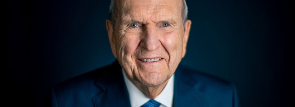 A Special Video Message of Hope and Healing Is Coming From President Russell M. Nelson November 20